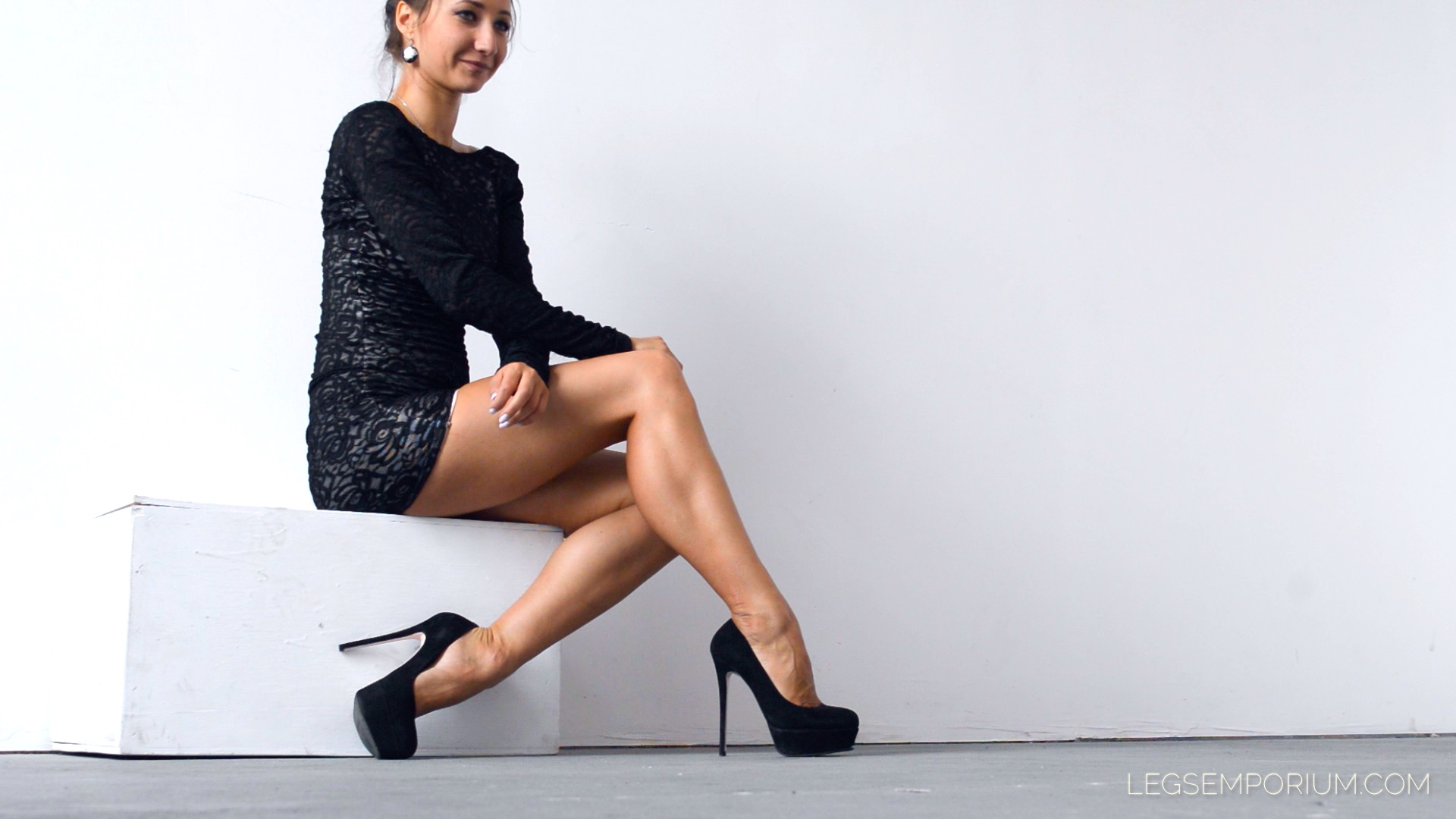 Legs Of Black 110