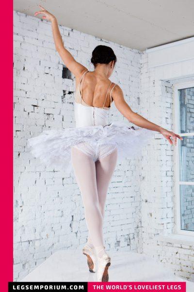 Alexa - Pantyhose Vision on Pointe b-COVER