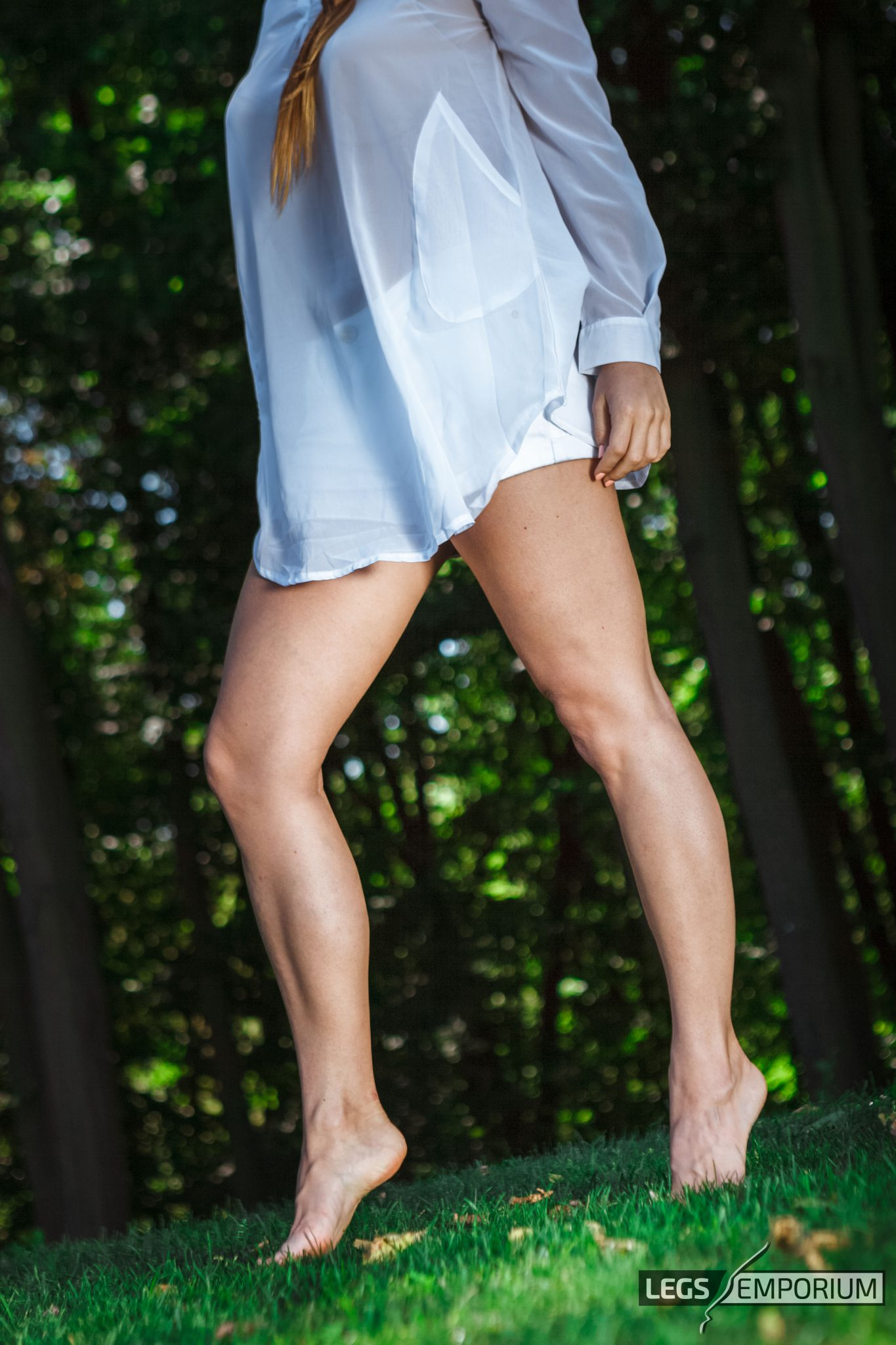Is Bare Minerals Makeup Cruelty Free: Bare Legs, Bare Feet
