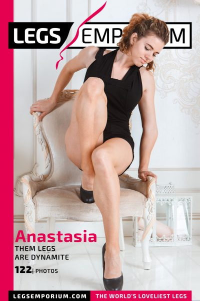 Anastasia - Them Legs are Dynamite COVER