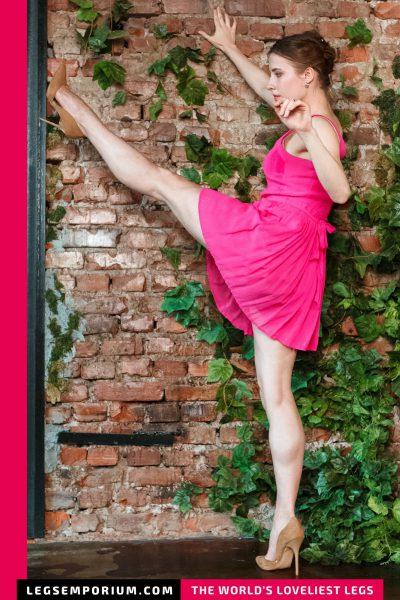 Anya - Shape Legs and Vines b-COVER