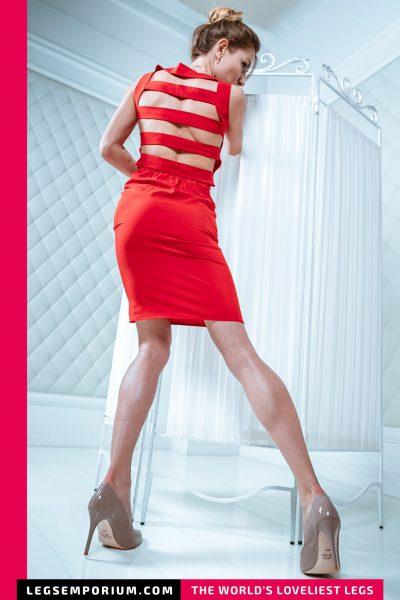 Barbie - Behind Long Legs b-COVER