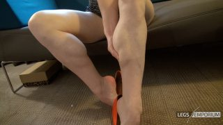Blaze - Crossed Legs, Feet, and Massage 1_1