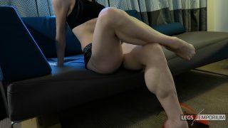 Blaze - Crossed Legs, Feet, and Massage 1_4