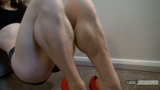 Blaze - Flaming Calf Muscle Squeezing 1_3