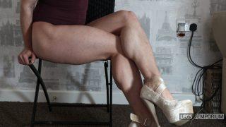 Bobbie Stone - Legs Crossed Calves Muscles 1_3