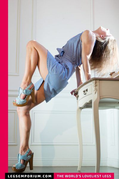 Erika - Blue on Blue Hot Legs_b-COVER