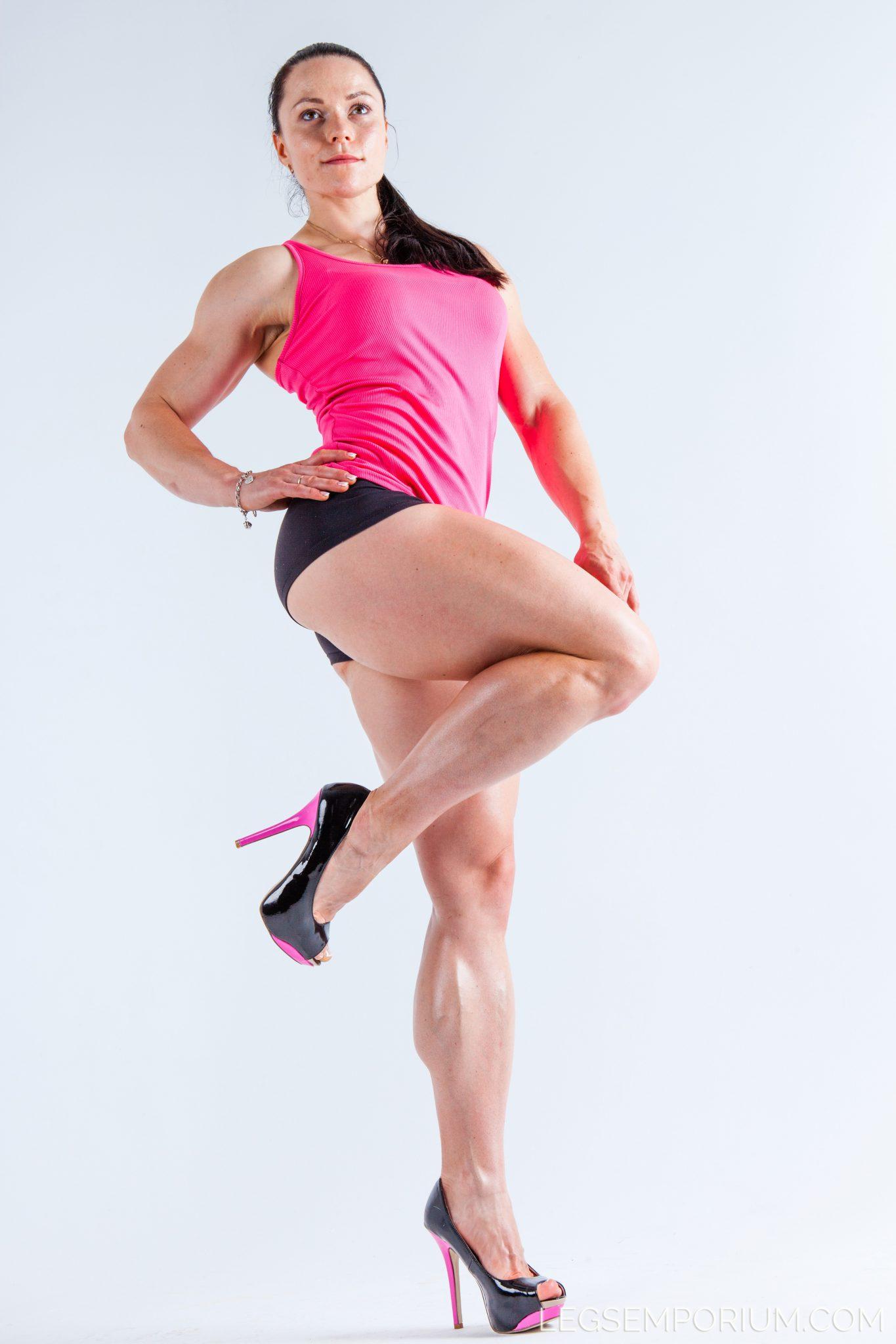 Pink Leg 25