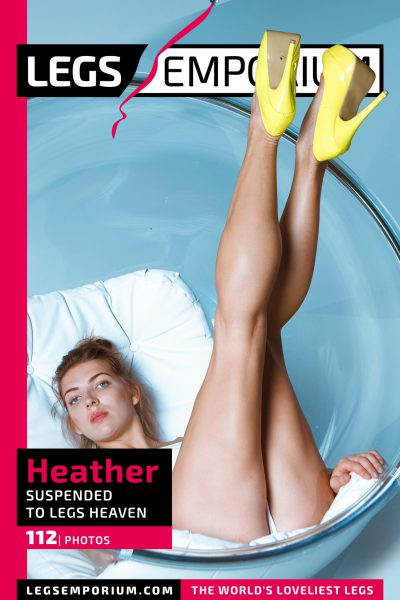 Heather - Suspended to Legs Heaven COVER