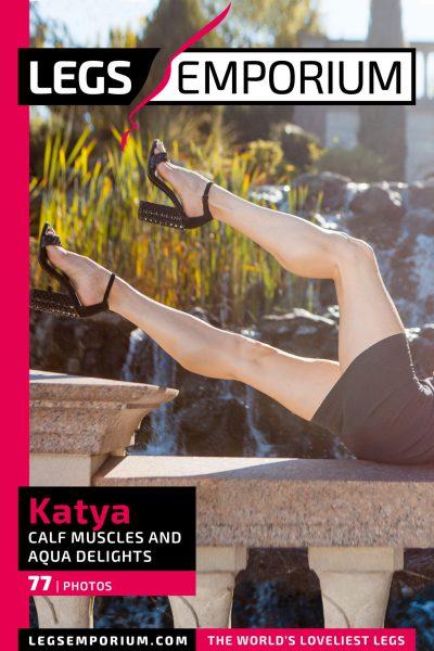 Katya - Calf Muscles and Aqua Delights_COVER-2