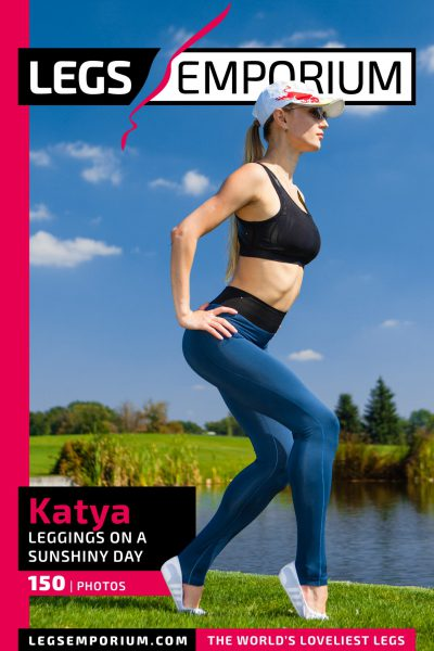 Katya - Leggings On a Sunshiny Day_COVER