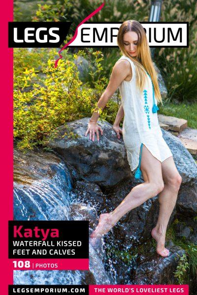 Katya - Waterfall Kissed Feet and Calves_COVER