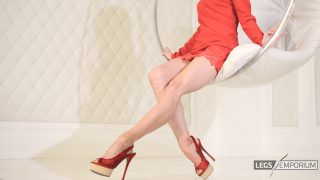 Lina - Slingback, Peep Toe Stilettos, and Hanging Chair 1_3