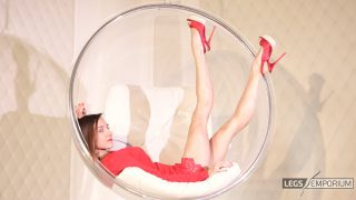 Lina - Slingback, Peep Toe Stilettos, and Hanging Chair 2_3