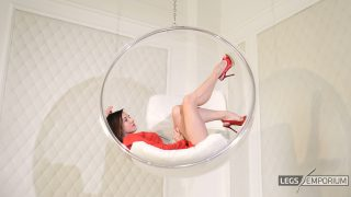 Lina - Slingback, Peep Toe Stilettos, and Hanging Chair 3_2