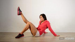 Lolita - Fit Legs in Sneakers and Hoodie 1_0