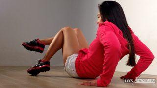 Lolita - Fit Legs in Sneakers and Hoodie 5_2