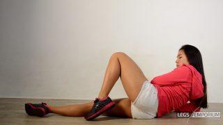 Lolita - Fit Legs in Sneakers and Hoodie 5_3