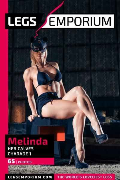 Melinda - Her Calves Charade 1 COVER