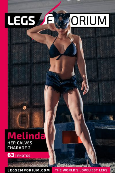 Melinda - Her Calves Charade 2 COVER