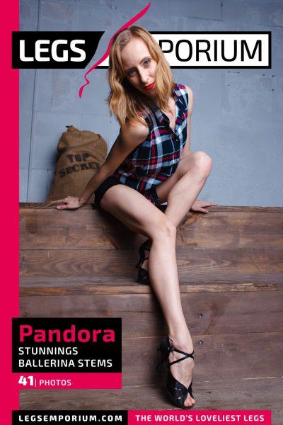 Pandora - Stunnings Ballerina Stems Cover