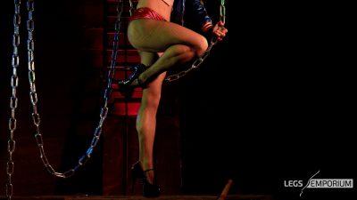 Anastasia - Harley's Leg Worshipper's Gift - 4K_2