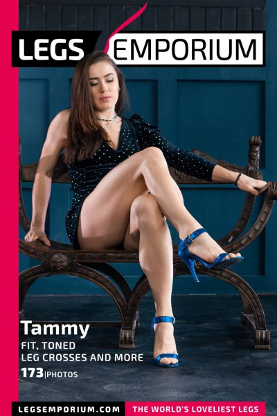 Tammy - Fit, Toned Leg Crosses and More COVER
