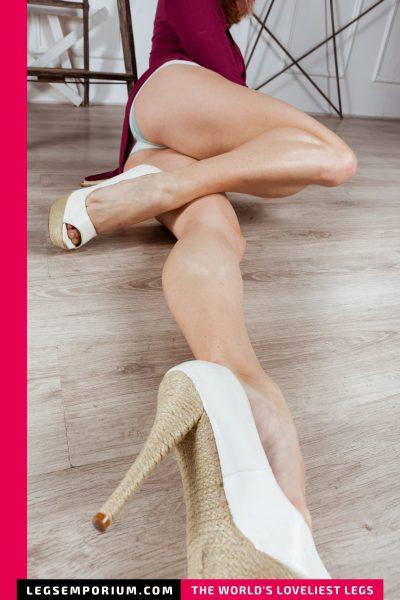 Anastasia - Epic Legs and Sculpted Calves b-COVER