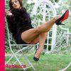 Rebecca - Exquisite Crossed Legs Moments