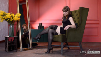 Maria - Stockings and Strong Legs HD 1_6