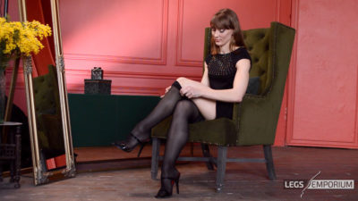 Maria - Stockings and Strong Legs HD 2_1