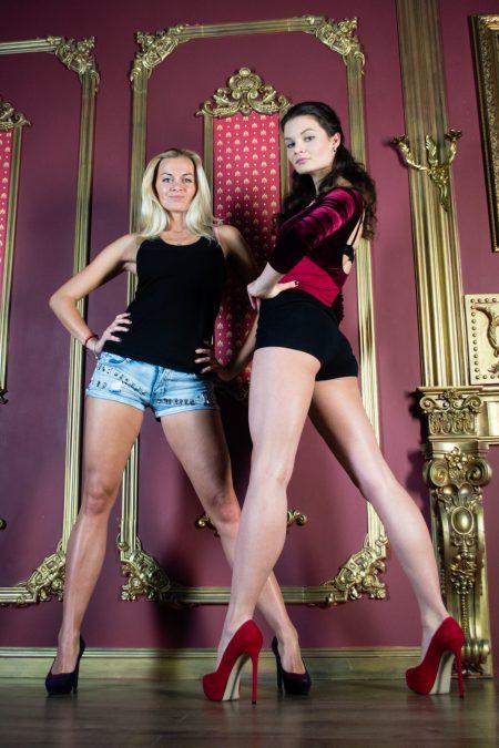 Elena & Cheerleader