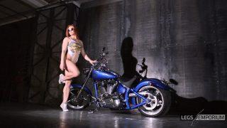 Alena Chumakova-Motorcycle and Muscular Babe 1_1