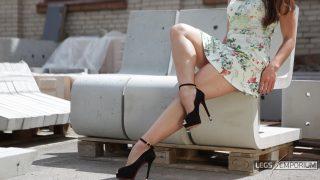 Alina - Industrial Strength Shapely Legs 1_0