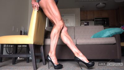Diana Schnaidt - Her Muscular Legs Are Sexy 2_0