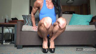 Diana Schnaidt - Swollen Calves Squats 2_3