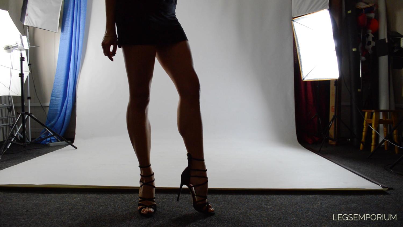 Elena - Legs Profile in Silhouette – Legs Emporium