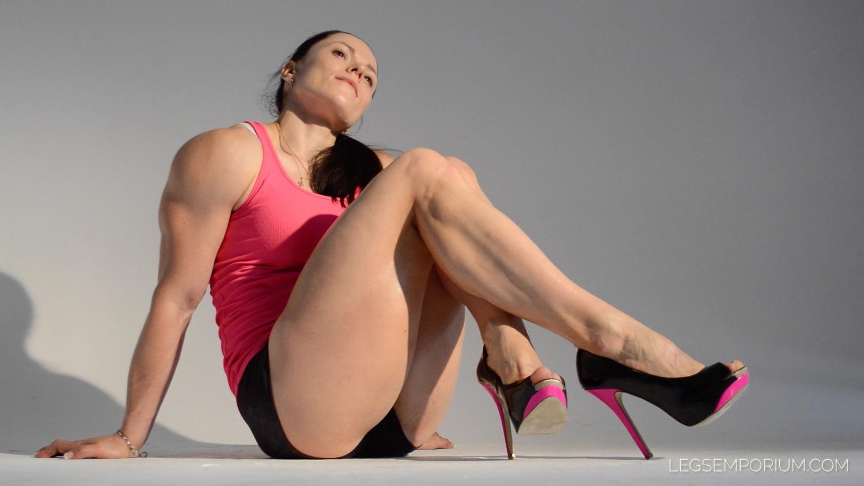 Pink Leg 7