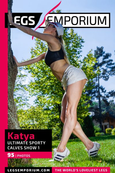 Katya - Ultimate Sporty Calves Show_1_COVER