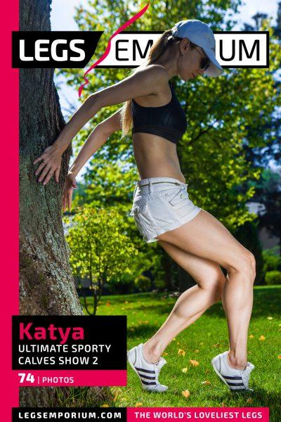 Katya - Ultimate Sporty Calves Show_2_COVER