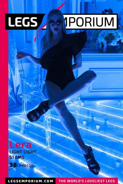 Lera - Light Light Stems COVER