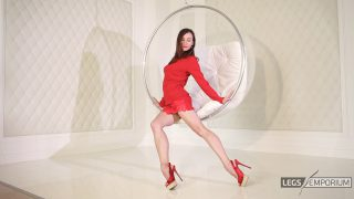 Lina - Slingback, Peep Toe Stilettos, and Hanging Chair 1_0