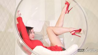 Lina - Slingback, Peep Toe Stilettos, and Hanging Chair 3_0