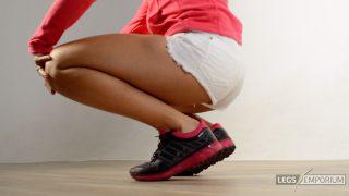 Lolita - Fit Legs in Sneakers and Hoodie 3_5