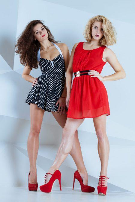 Elena & Anastasia