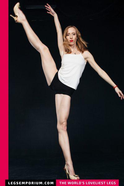Pandora - Solo Legs Appreciation with Pandora b-Cover