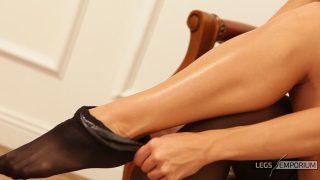 Sofia - Evening Dress, Phat Calves, and Stockings 2_0