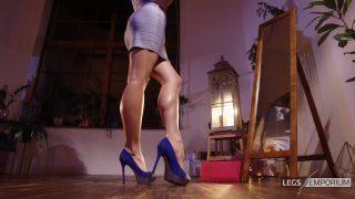 Elena - My Leggy Valentine - DJI_1