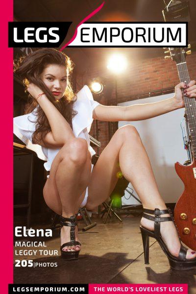 Elena - Magical Leggy Tour COVER