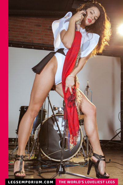 Elena - Magical Leggy Tour b-COVER